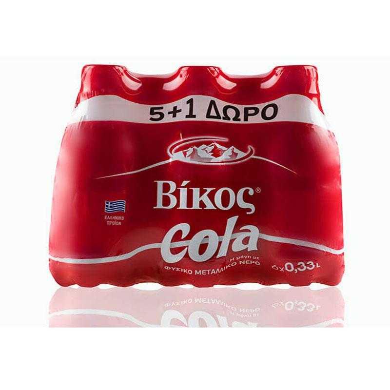 Cola - 6x330ml