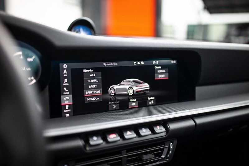 Porsche 911 992 3.0 Carrera S *PASM / Sport Chrono / Sportuitlaat / ACC / Sportstoelen Plus* afbeelding 11