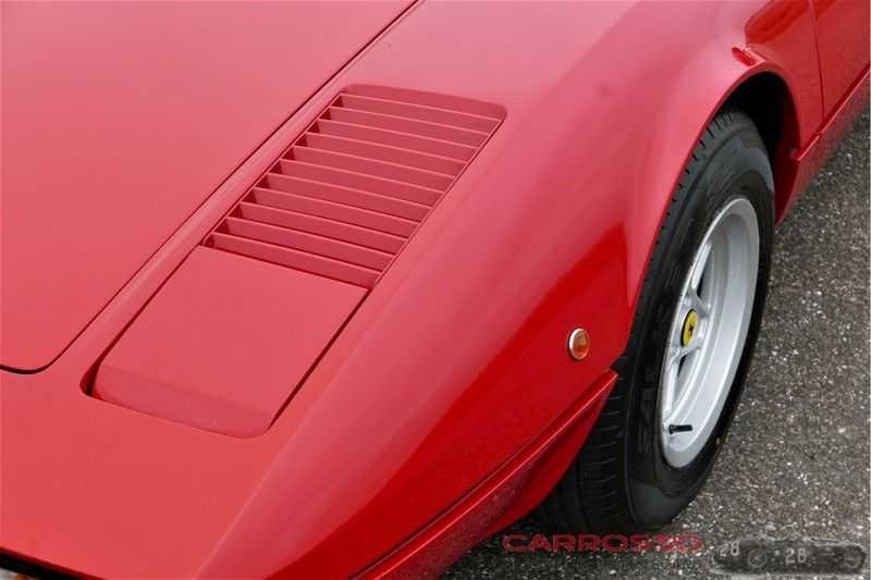 Ferrari 308 GTB Carburetor / Dry-sump afbeelding 22