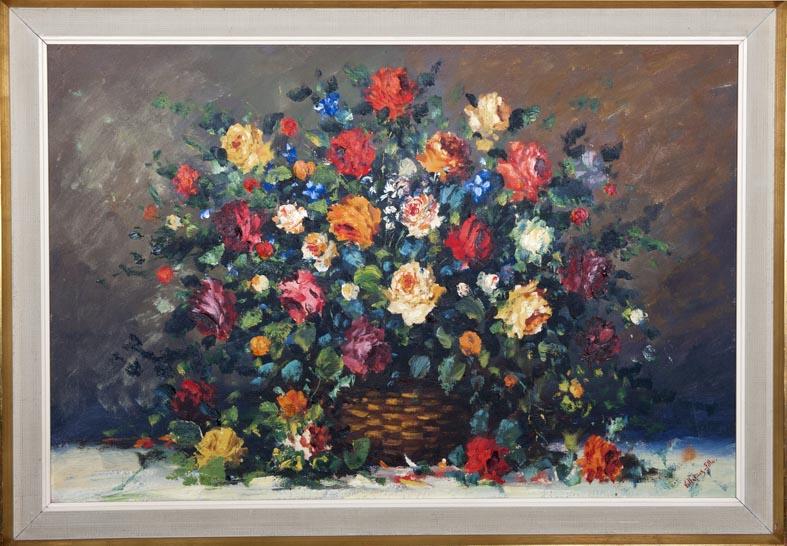 Villafins - oleo lienzo - 60x90 cm · óleo/lienzo
