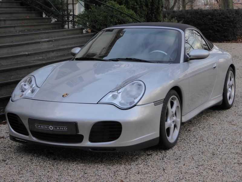 Porsche 911 Cabrio 3.6 Carrera 4S afbeelding 25