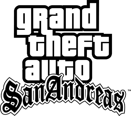 Grand Theft Auto San Andreas Flash website