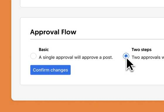 Approval Flows