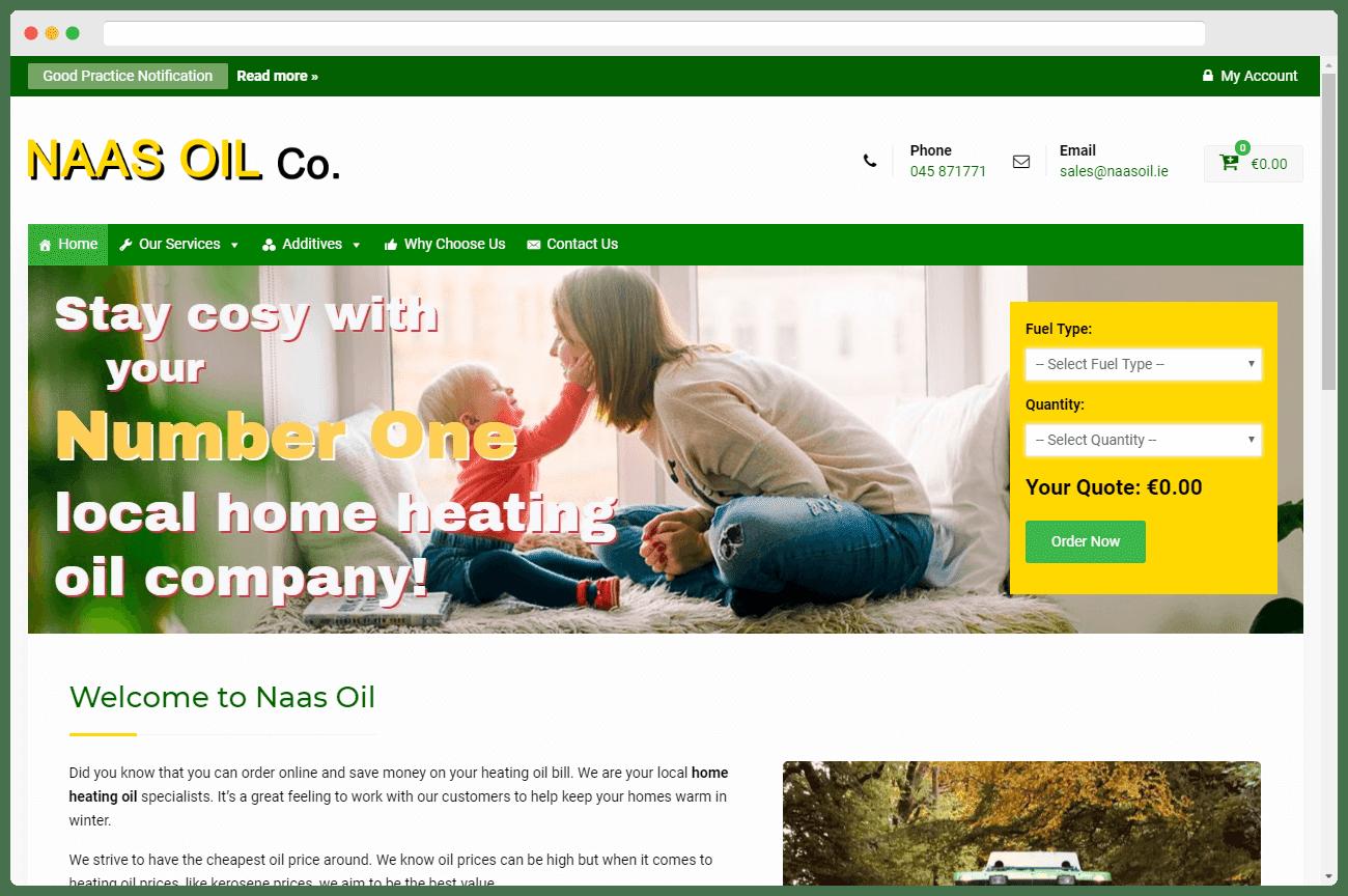 Naas Oil