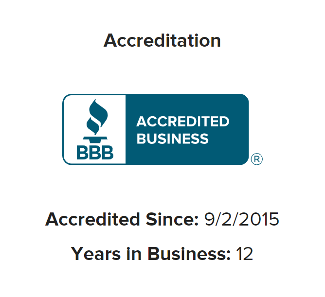 MDH Construction is an accredited construction company in Plymouth, MA with the Better Business Buraeu BBB since 9/2/2015