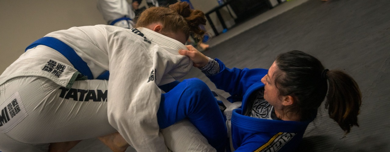 Learn self defence with Women's only classes at T45 Jiujitsu Cork