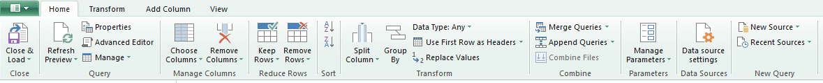 Power Query: Excel's gateway to reproducible analysis https://d33wubrfki0l68.cloudfront.net/421d7318e422a2ea4acbab8bf0968d699f81c55f/ff365/posts/power-query/1.png