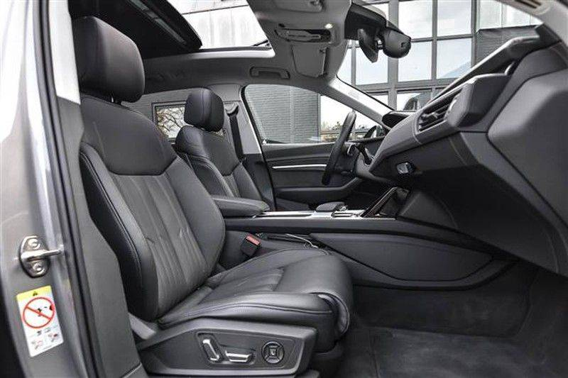Audi e-tron 55 QUATTRO ADVANCED MASSAGE+PANO.DAK NP.126K afbeelding 4