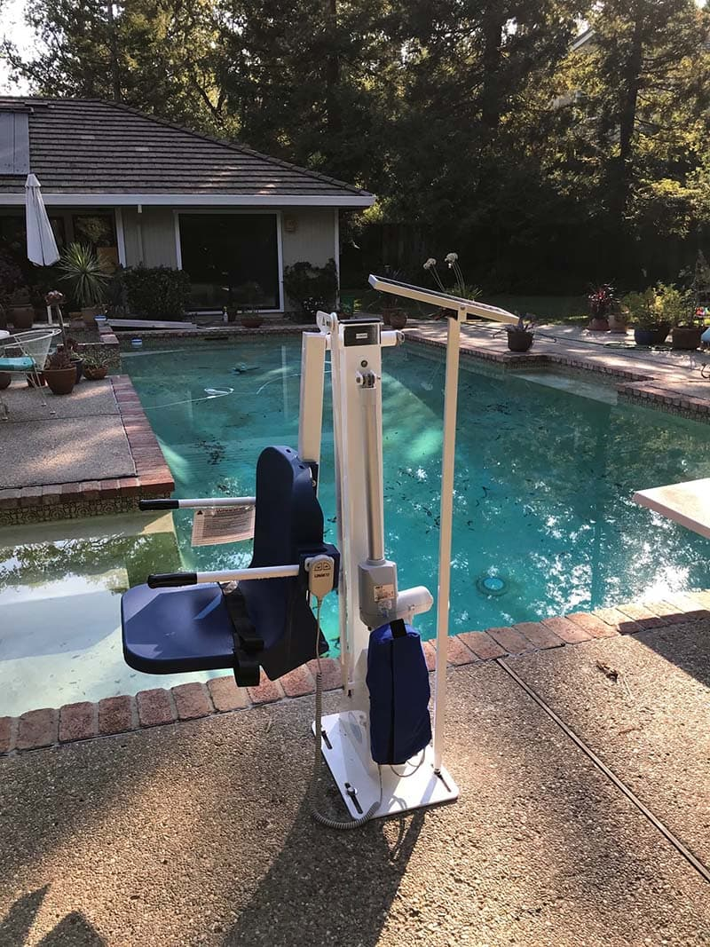 pool life installed by CorHome