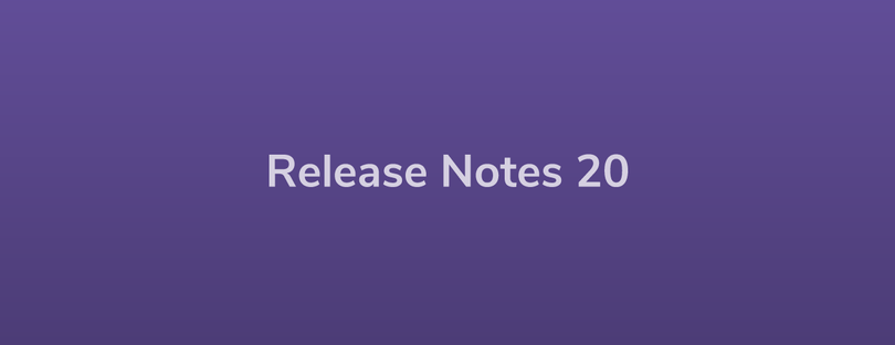 Esper Release Notes – DevRel 20