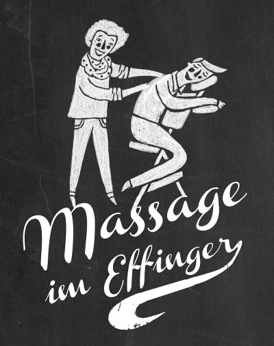 Massage im Effinger