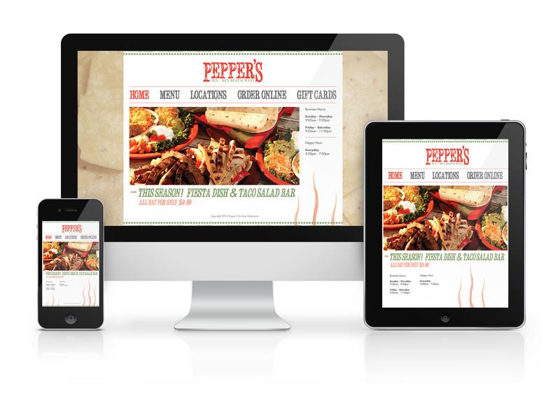 Pepper's Web Design