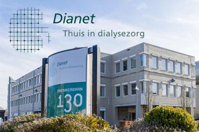 Defacto feliciteert Dianet met succesvolle HKZ-certificering