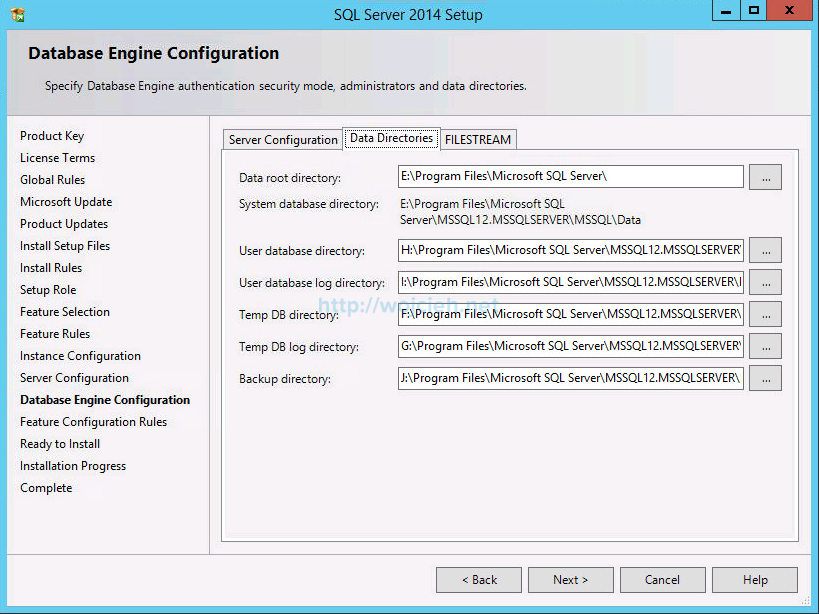 VMware vCenter Server 6 on Windows Server 2012 R2 with Microsoft SQL Server 2014 - 14