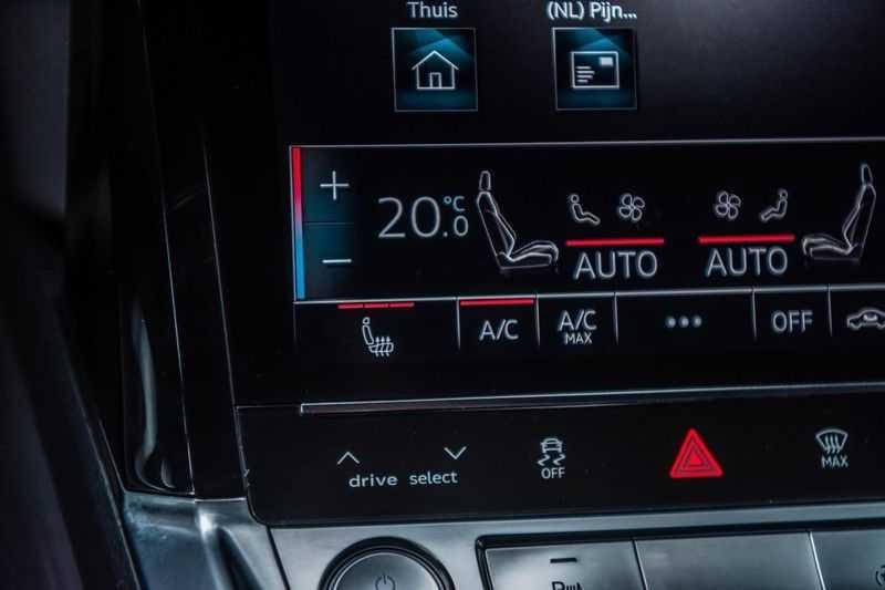 Audi e-tron 55 quattro advanced Pro Line Plus, 408 PK, 4% Bijtelling, Luchtvering, Surround View, Stad/Tour Pakket, B&O, EX. BTW!! afbeelding 9