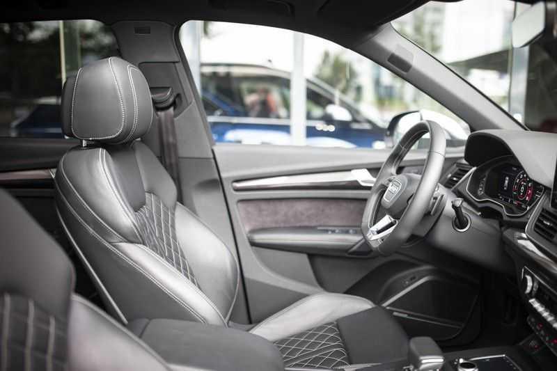 Audi SQ5 3.0 TFSI Quattro *Pano / B&O / Tour pakket / 360 Camera / ACC / Luchtvering* afbeelding 7