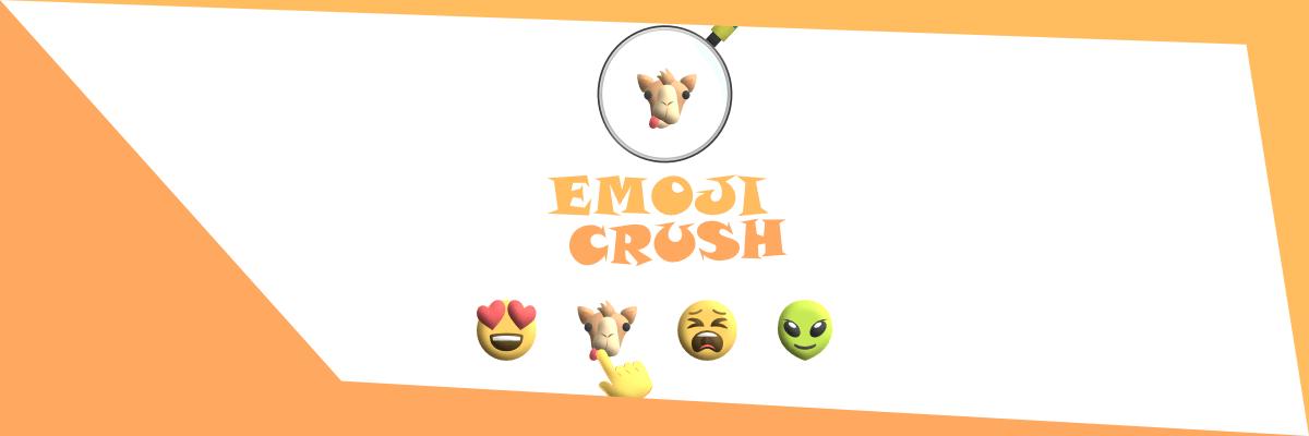 Emoji Crush header image.