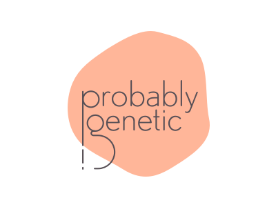 Probably Genetic logo
