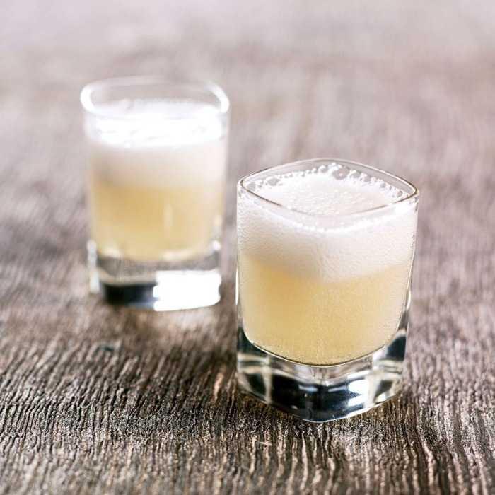 Tequila Slammer Cocktail