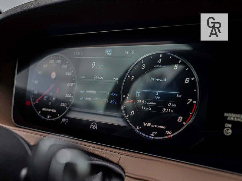 Mercedes-Benz S63-klasse 4Matic Lang 63 AMG 4Matic+ Lang Premium Plus afbeelding 16