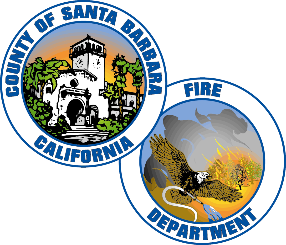Santa Barbara County Fire Department logo