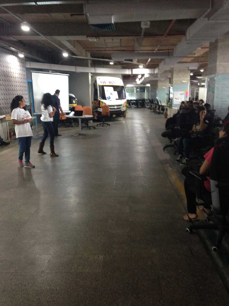 RailsGirls pune kick-off