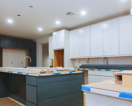 Kitchen & Bathroom Fitter in Newport