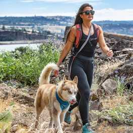 The Great Outdoors: Fitness for You and Your Dog