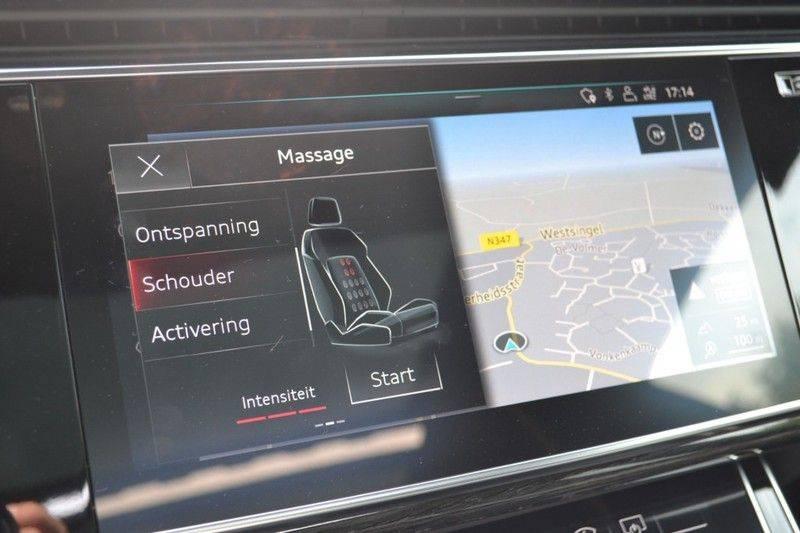 Audi Q8 55 TFSI S-Line / Massage / HuD / B&O Advanced afbeelding 16