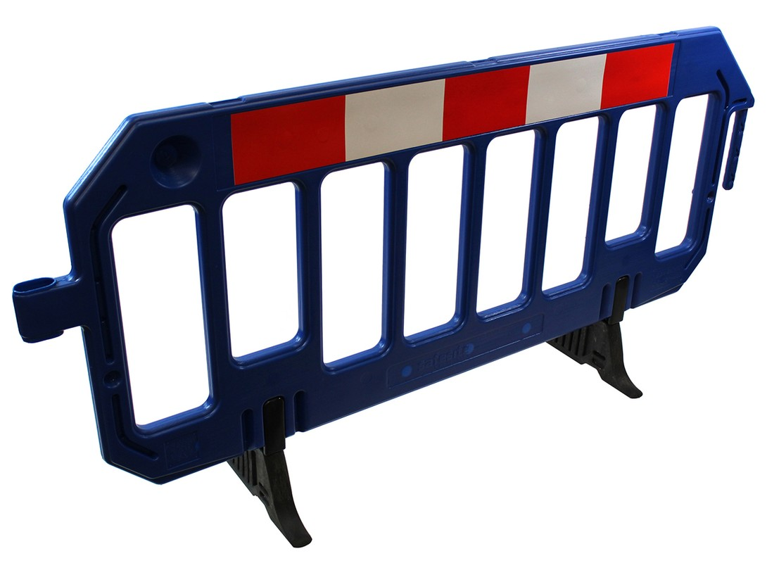 Blue Chapter 8 Barrier Angled