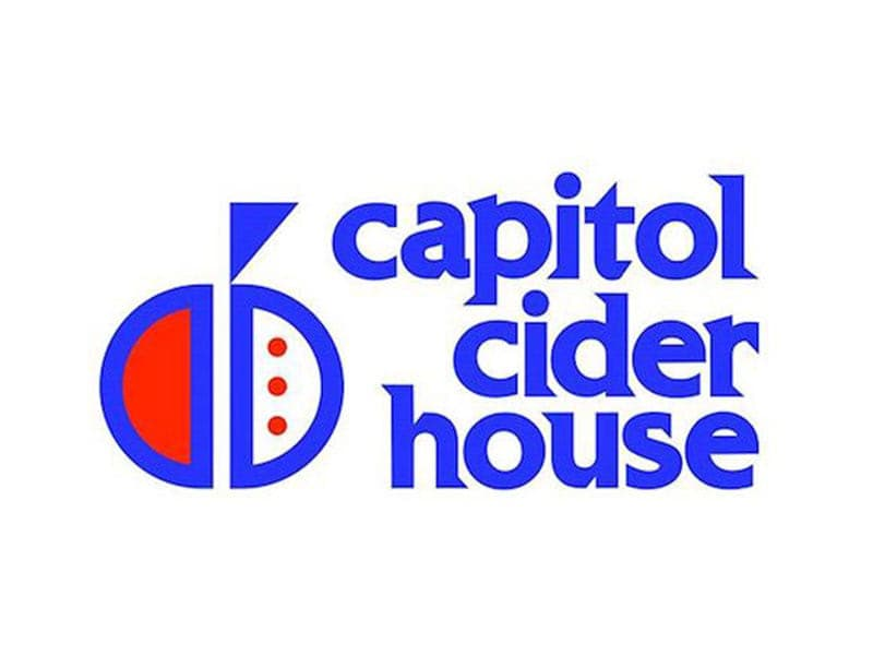 logo for capital cider house