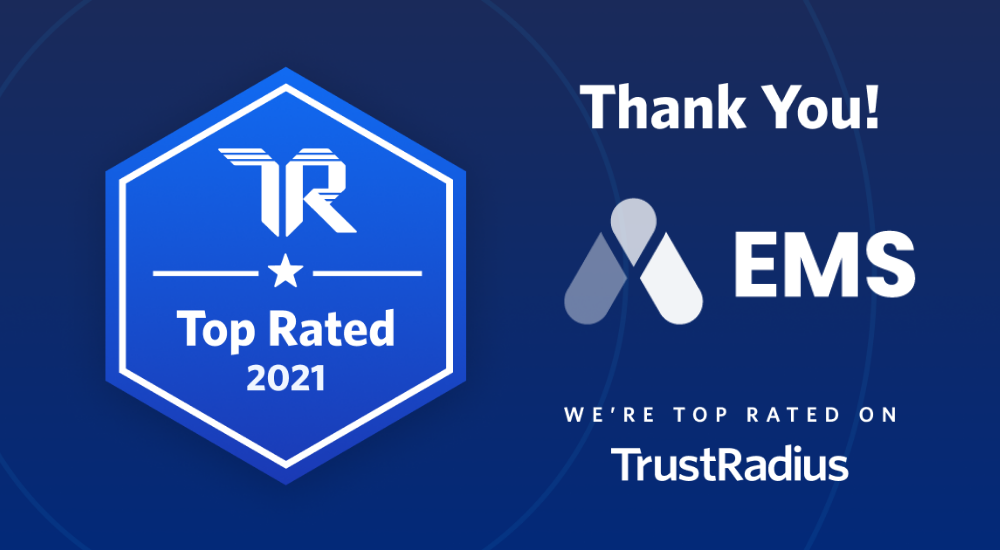 Accruent - Resources - Blog Entries - Accruent's EMS Wins TrustRadius Top Rated Award in Meeting Room Booking System Category - Hero