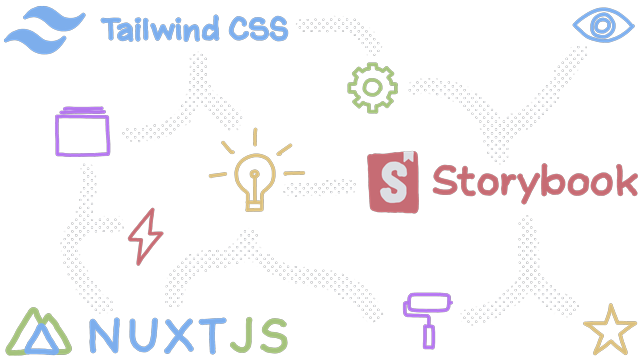 Setting up Dark Mode for Nuxt and Storybook via Tailwind CSS
