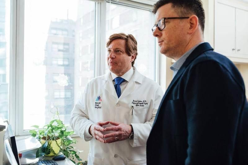 Doctors Discussing Cannabis Treatment