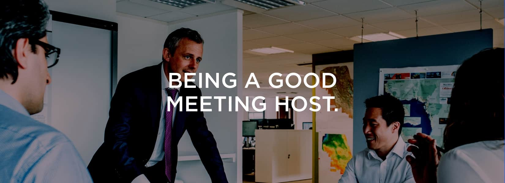 How to be the best host for your meeting?