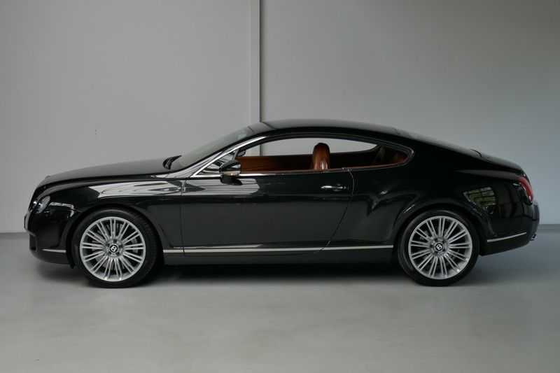 Bentley Continental GT 6.0 W12 GT Speed afbeelding 2