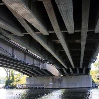 Integridad estructural en puentes