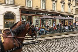 Juxtaposition … Vienna, Austria, 2017