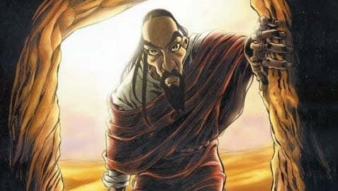 Laudo Ferreira arte de capa de Yeshuah 03