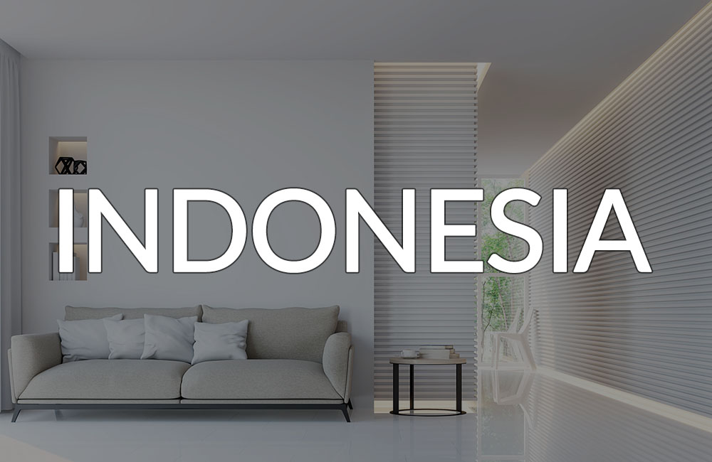 Housing in Indonesia banner