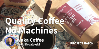featured image thumbnail for post Selling Home Brew Coffee without Need for a Machine