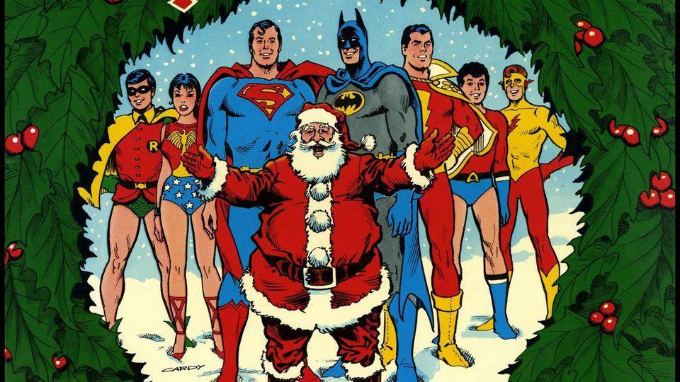 Melhores HQs de Natal