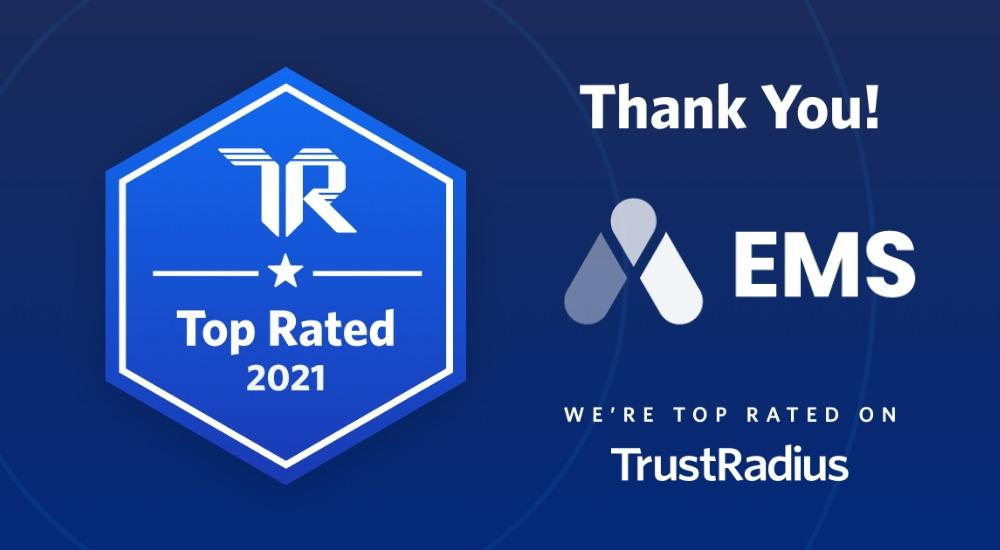 Accruent - Resources - Press Releases / News - Accruent's EMS Space Management Platform Earns a 2021 Top Rated Award from TrustRadius  - Hero