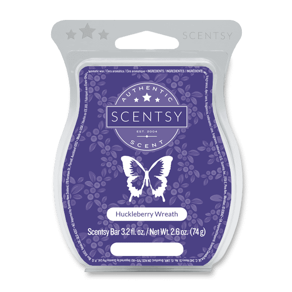 Picture of Huckleberry Wreath Scentsy Bar