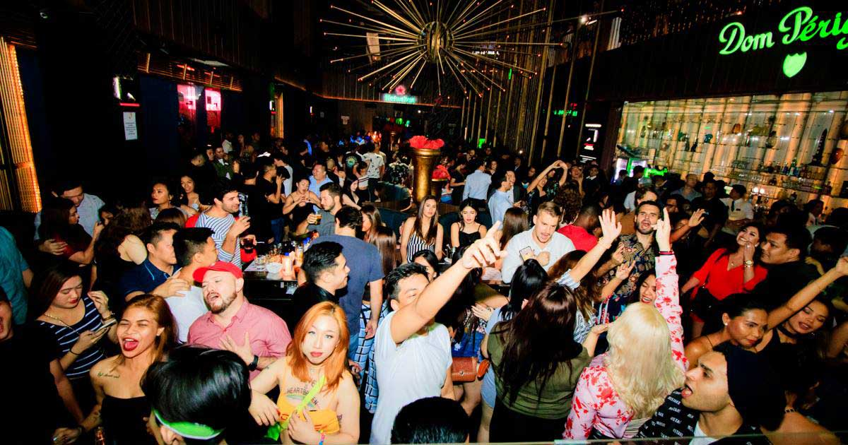 Bar dan Klub Malam Terbaik di Manila