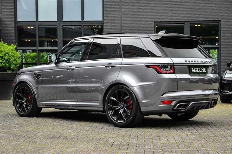 Land Rover Range Rover Sport 5.0 SVR CARBON+PANO.DAK+ACC+HEADUP NP.250K afbeelding 24