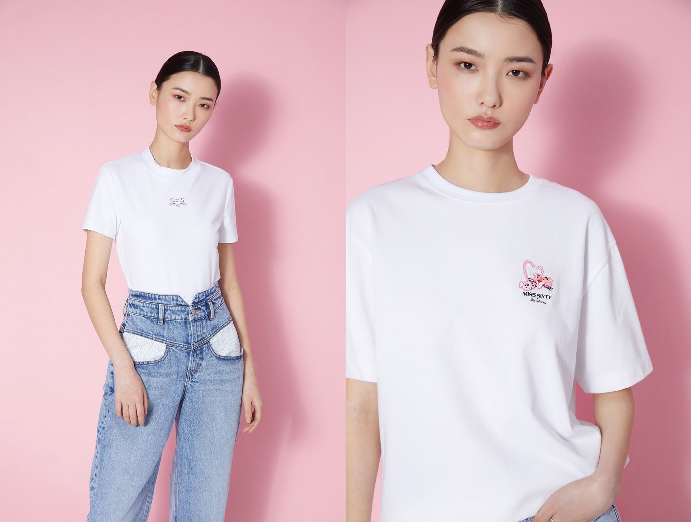 Pink Panther x Miss Sixty Apparel Collection