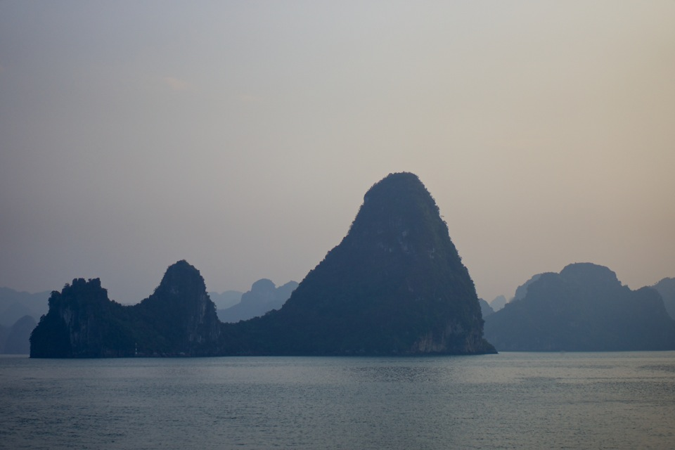 Ha Long Bay (x3)