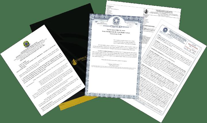 Serviços disponíveis no site: Consulta de protocolos, Agendamento de atendimento e Solicitação de certidões e buscas!