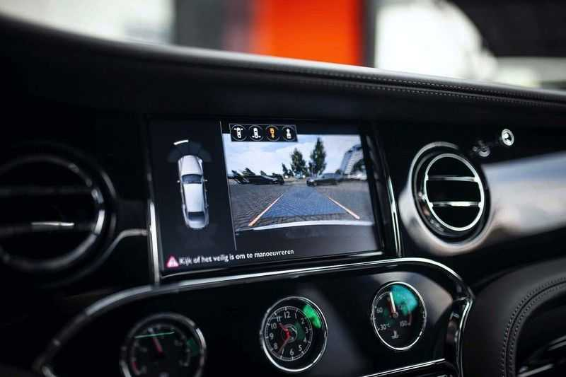 Bentley Mulsanne 6.7 Speed *Theatre / Picnic / Two-Tone* afbeelding 15